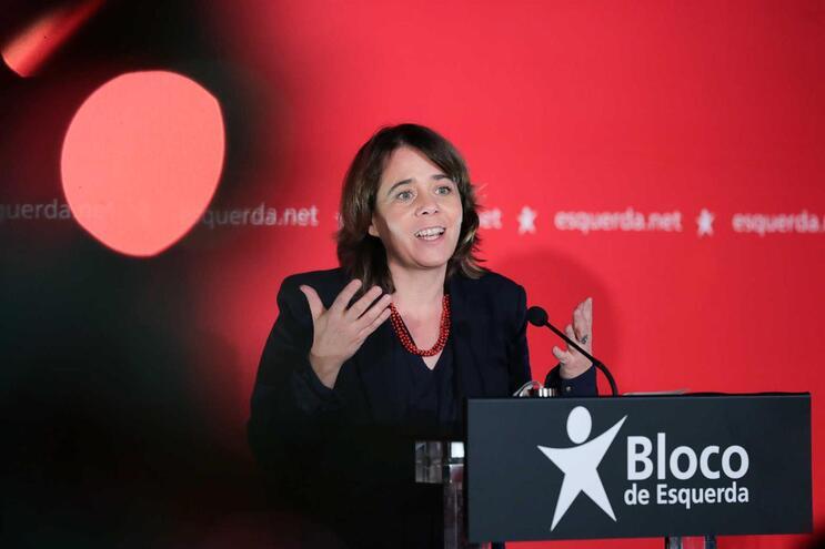 """""""Não há condições para votar OE favoravelmente"""", diz Catarina Martins"""