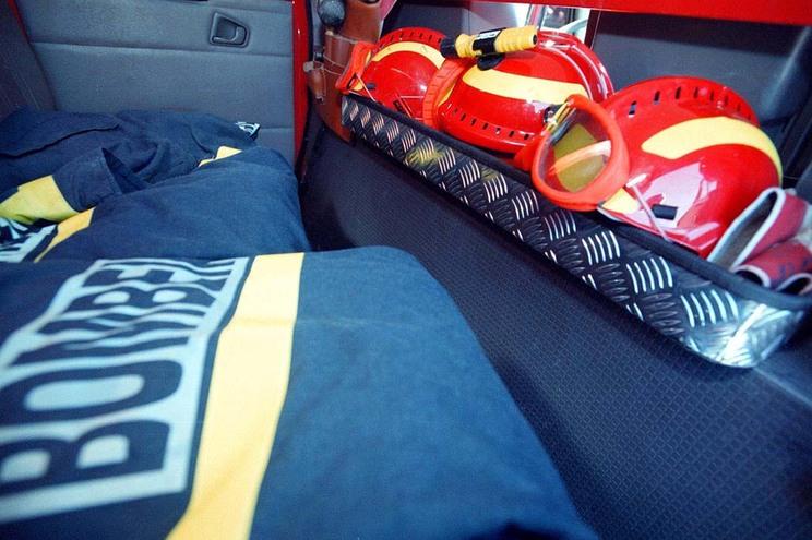 Ex-bombeiro suspeito de atear fogo em Condeixa-a-Nova