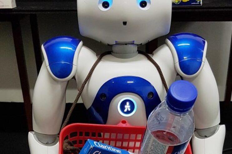 Robôs ajudam idosos na toma de medicamentos e no contacto com familiares