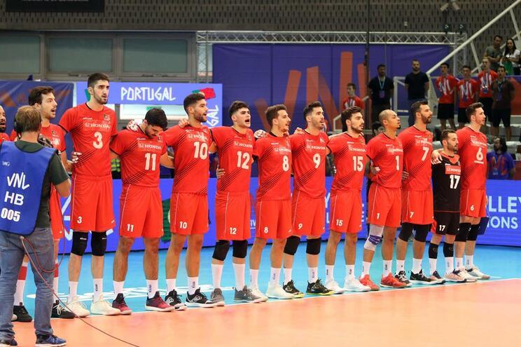 Seleção portuguesa de voleibol