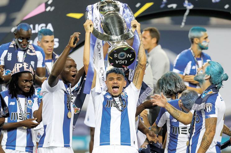 F. C. Porto vai ter orçamento de 160 milhões de euros para defender o título de campeão