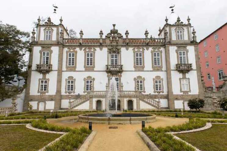 Pestana Palácio do Freixo (Porto) é um dos hotéis que juntam trabalho com lazer