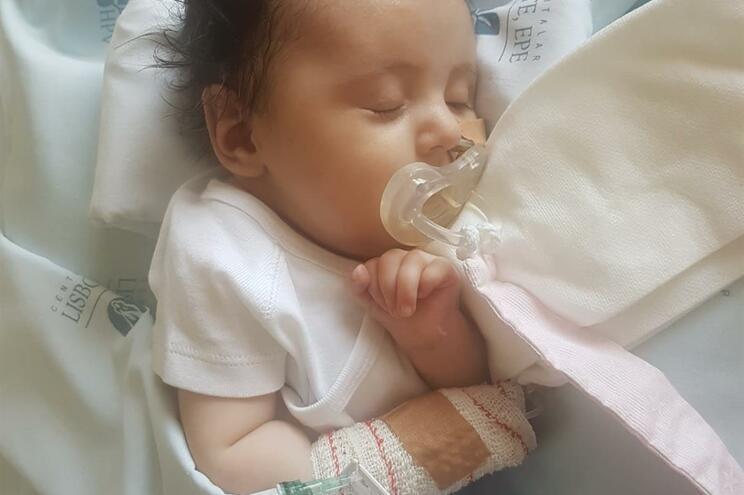 Autorizado medicamento mais caro do mundo para Matilde e outra bebé