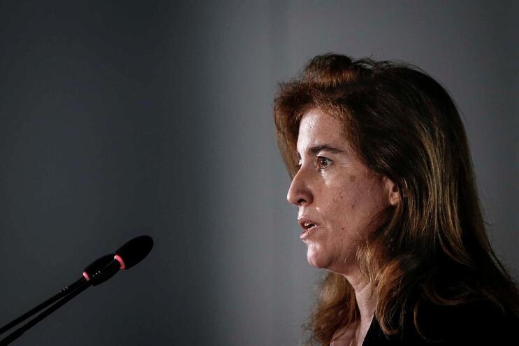 Ana Mendes Godinho, ministra do Trabalho, Solidariedade e Segurança Social