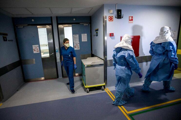 DGS estima que pico da epidemia ocorra em meados de abril