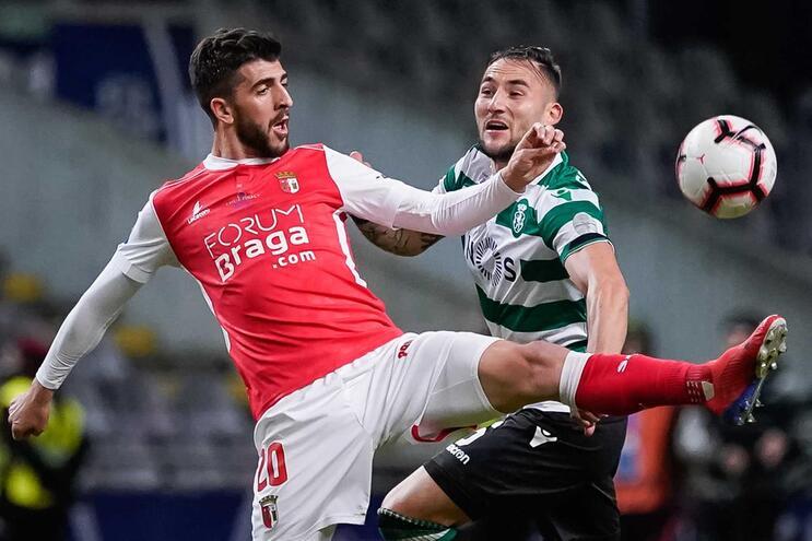 Paulinho e  Gudelj repetem duelo da Taça da Liga