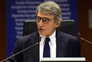 David Sassoli, presidente do Parlamento Europeu
