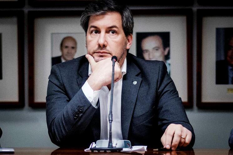 """Bruno de Carvalho: """"Hoje é um dia em que eu votaria não"""""""