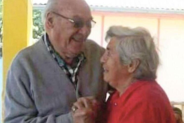 Casal de idosos acaba com a vida para não ser um encargo para a família