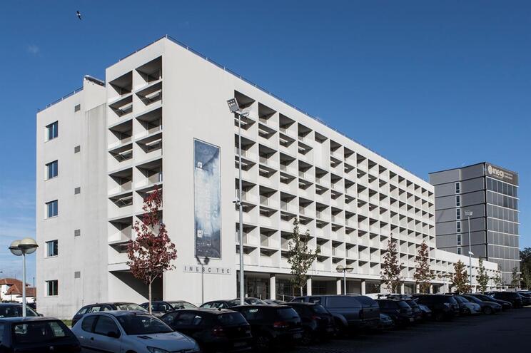 Edifício do INESC TEC, no Porto