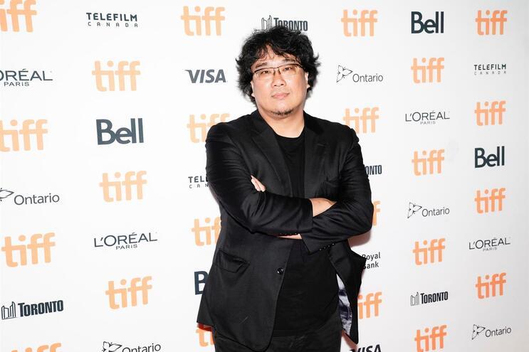Bong Joon-ho venceu Cannes este ano