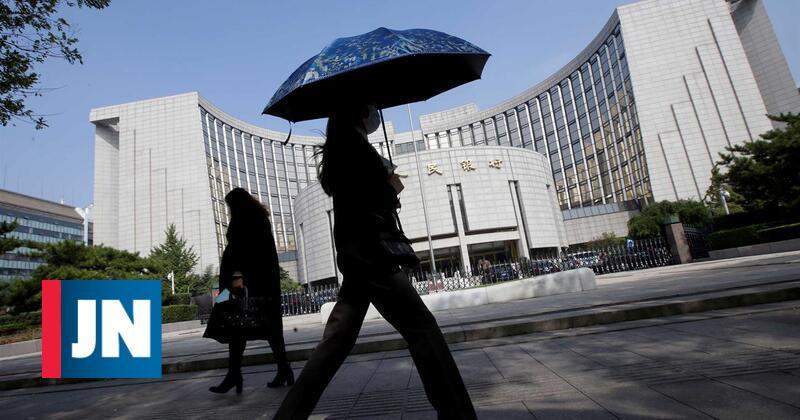 Crescimento económico da China é o mais baixo dos últimos 26 anos