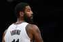 Kyrie Irving, estrela do Brooklyn Nets e vice-presidente da associação de jogadores, convocou uma reunião