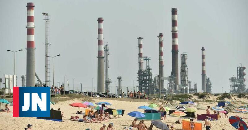 Petrogal admite ser responsável por descarga em praia de Matosinhos - Jornal de Notícias