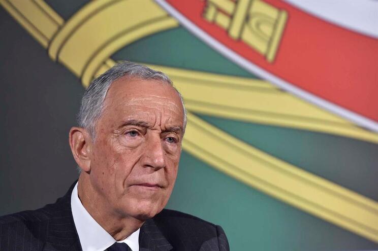 Marcelo recebeu portugueses repatriados de Moçambique