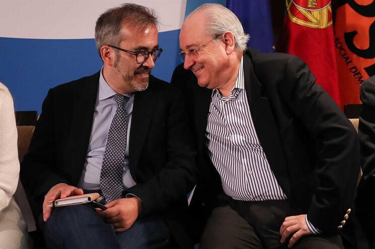 Paulo Rangel e Rui Rio