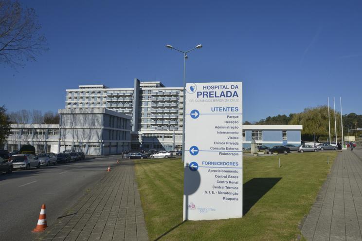 Hospital da Prelada, no Porto