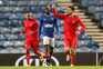 Benfica garante empate em Glasgow