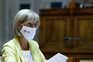 A ministra de Saúde, Marta Temido