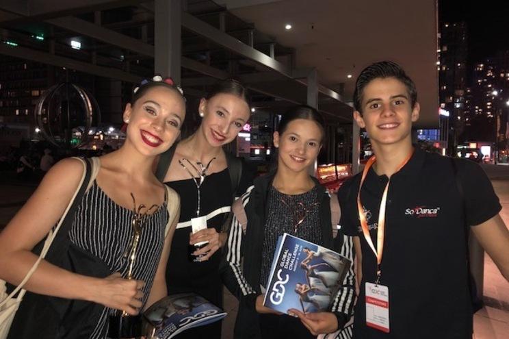Jovens bailarinos portugueses destacam-se no Canadá