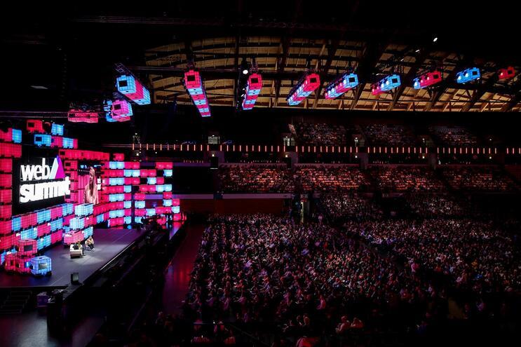 Participantes fazem mais de 55 mil compras durante Web Summit