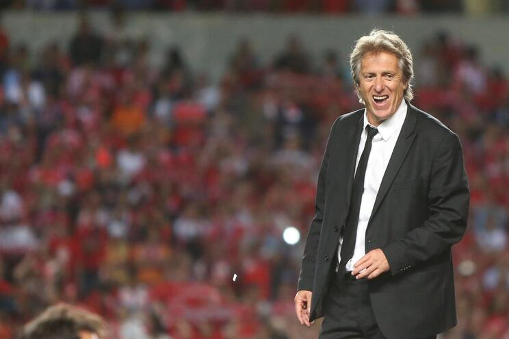 Jorge Jesus vai ser apresentado como treinador do Benfica