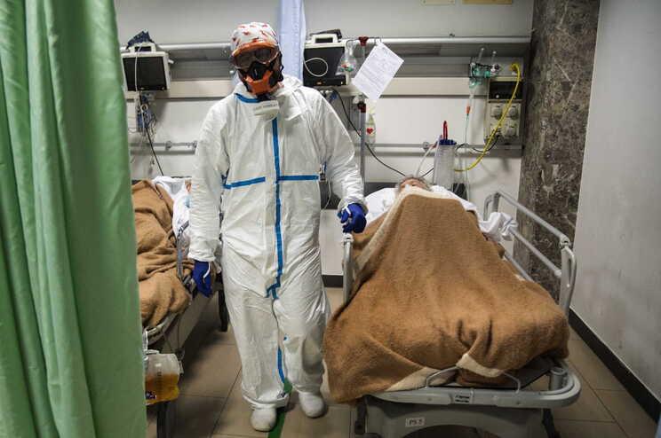Desde o início da pandemia, a Itália soma 1.564.532 infeções, das quais 54.362 mortes