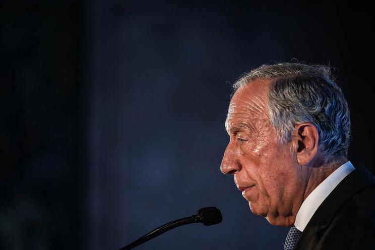 """Enfraquecer os laços entre Europa e EUA é """"espécie de suicídio"""", diz Marcelo"""