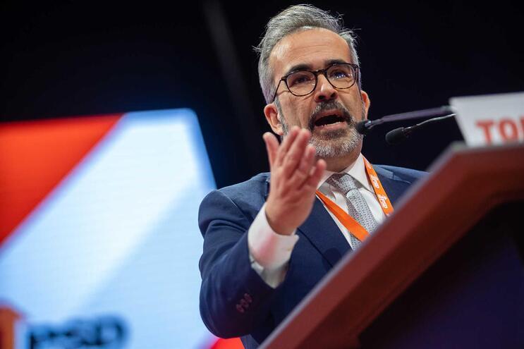 Paulo Rangel, eurodeputado do PSD