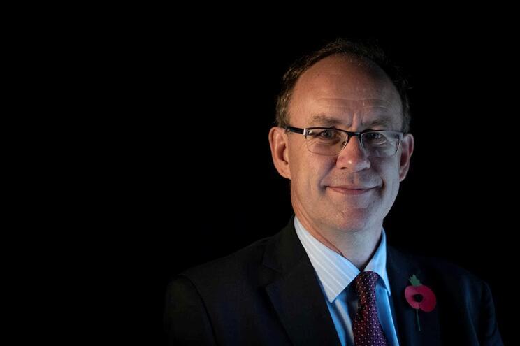 Chris Sainty, novo embaixador britânico em Portugal