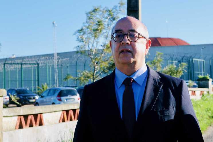 Azeredo Lopes no Tribunal de Monsanto