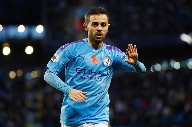 Bernardo Silva foi um dos dez melhores jogadores do Mundo em 2019