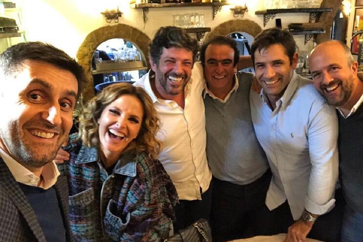Daniel Oliveira assinala um ano de Cristina Ferreira na SIC