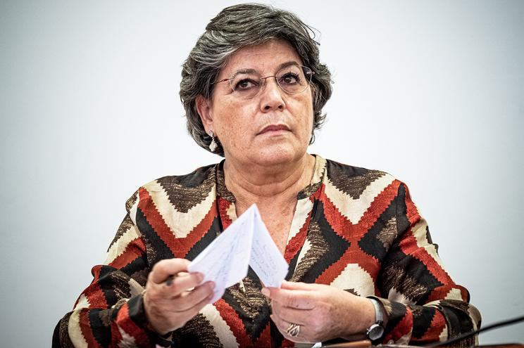"""A """"presidenciável"""" Ana Gomes já deu a entender, no Twitter, que reprova as declarações"""