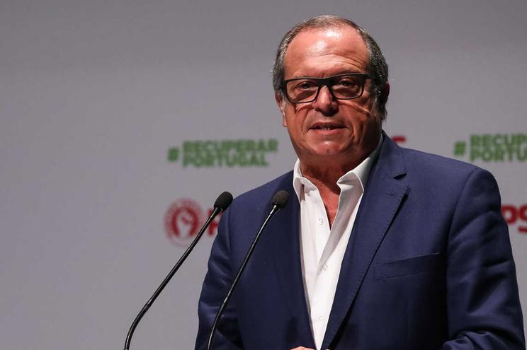 Presidente do PS, Carlos César