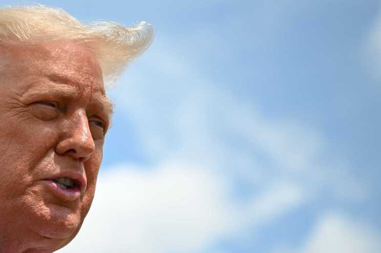 O cabelo tem de estar perfeito, diz Donald Trump