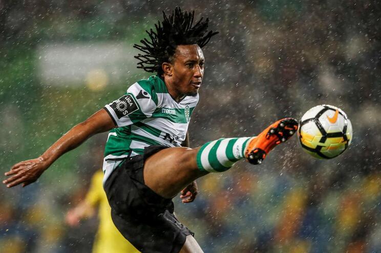 """Gelson Martins: """"Prejudicar o Sporting nunca esteve nos meus horizontes"""""""