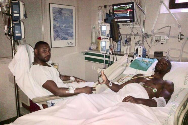 Abidal publica foto para silenciar polémica sobre transplante ilegal de fígado