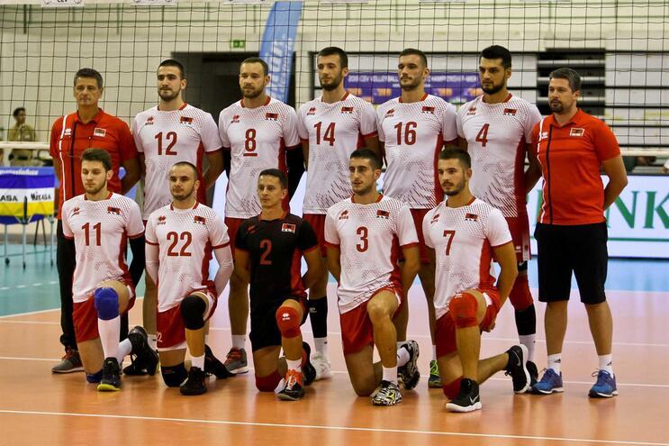 Portugal falha oitavos de final do Europeu de voleibol no desempate por pontos