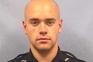 Garrett Rolfe, polícia que disparou contra a vítima