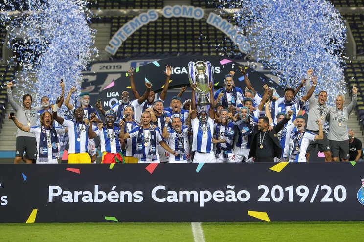 F. C. Porto começará a defender título de campeão a 19/20 de setembro