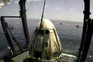 Reveja a chegada da cápsula da SpaceX já chegou à Terra