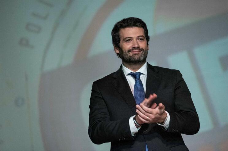 Resultado de imagem para André Ventura anuncia candidatura à Presidência da República