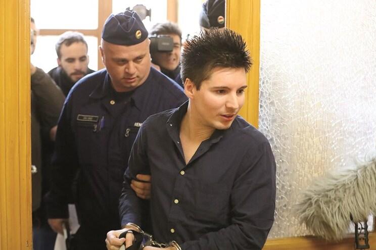 Rui Pinto está acusado de 147 crimes