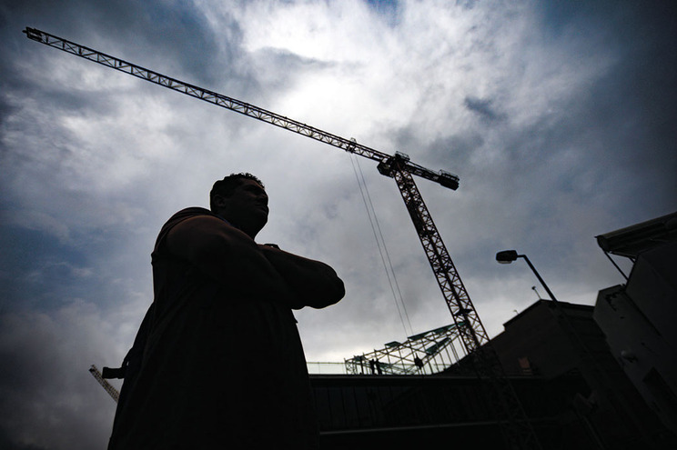 Mais de 4700 empresas da construção civil e imobiliário estão em lay-off neste momento