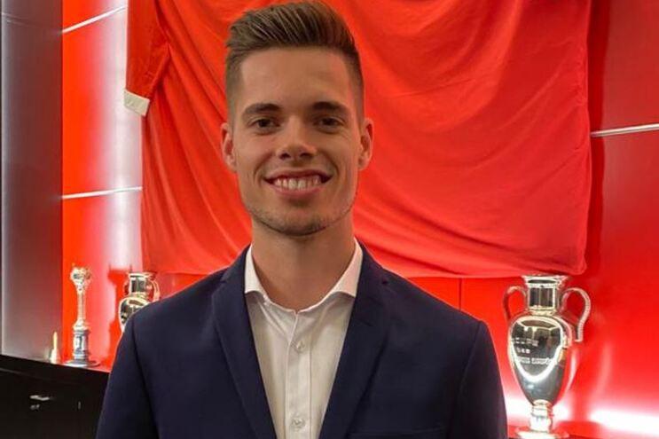Weigl é reforço do Benfica