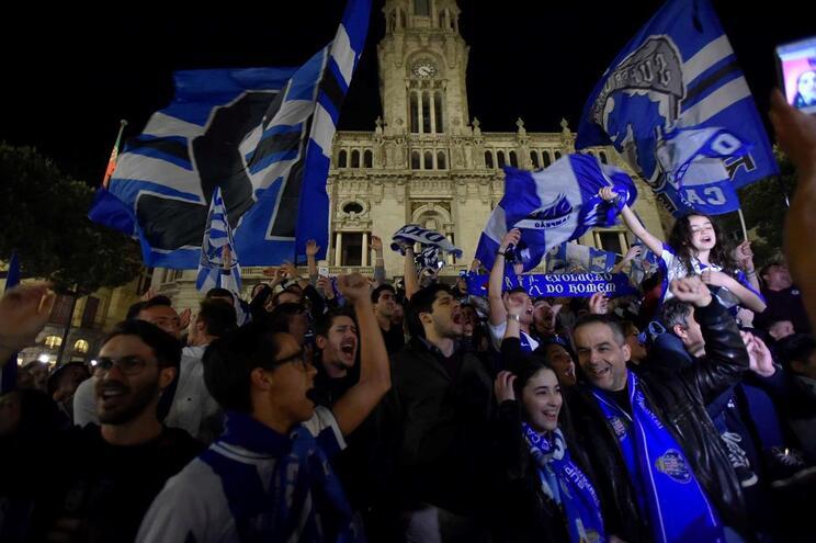 F. C. Porto campeão vai ser recebido na Câmara Municipal