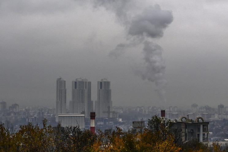 Confinamento não travou a escalada da poluição