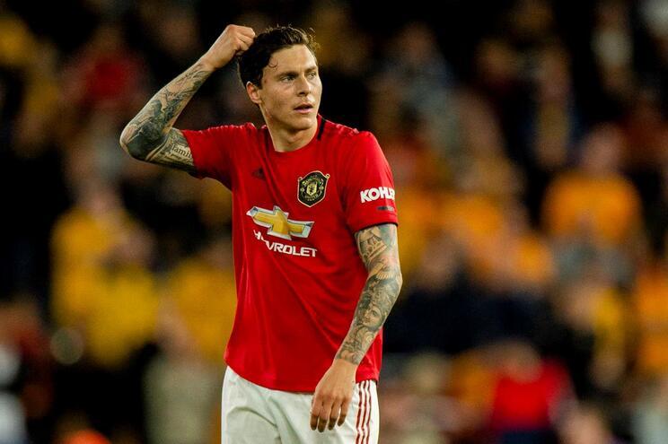 Lindelöf renova contrato com o Manchester United