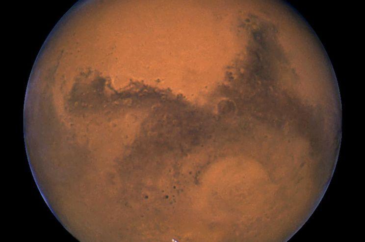 REUTERS/J. Bell (Cornell U.) e M. Wolff (SSI)/NASA/File Photo